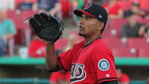 Anthony Fernandez has posted a 3.26 ERA in five starts.