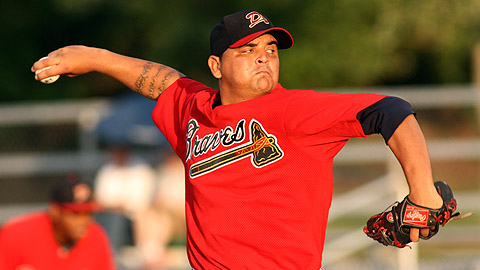 Williams Perez earned his first win in over a month with his one-hit outing.